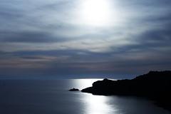 Mild Sunset (AndreAlmond) Tags: light sunset sea sun backlight canon eos tramonto mare andrea sole luce controluce amendolia
