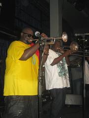 Hot 8 Brass Band (2012) 01 - Al Huntley & Tyrus Chapman