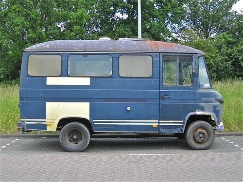 1977 Mercedes Benz T2 L409 Campervan A Photo On Flickriver