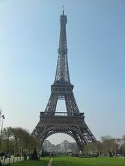 Eiffel Tower (Eiffeltornet), Paris, France