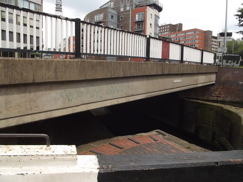 Birmingham & Fazeley Canal - Saturday Bridge