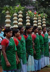ITD_5 (Shibaditya Ray) Tags: hool santhal santiniketan badna