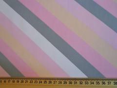 Faixas Pastel Diagonal (Atelie Bolo de Pano) Tags: de pastel pano fernando bolo 100 nacional lu tecido listras algodão faixas diagonais maluhy gastal