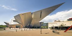Denver Art Museum (ken mccown) Tags: architecture colorado denverartmuseum modernism denver danielliebeskind