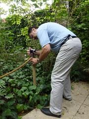 Autodisparo (Fotero) Tags: jardin girona castillo pubol emporda