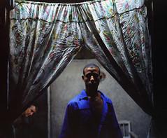 Santiago de Cuba 2012 (mexadrian) Tags: santiago color cortina curtain cuba 6x7 67 2012 neg plaubel makina