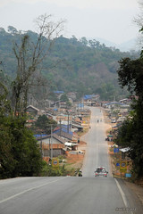 Rural Laos (-AX-) Tags: 8 route laos bolikhamsai