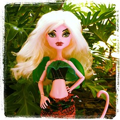 Cam! (Laila X) Tags: girl monster square high doll dolls dragon cam squareformat lordkelvin iphoneography createamonster instagramapp uploaded:by=instagram lailadylemma