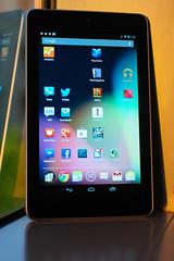 Nexus 7 Home