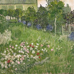 Vincent van Gogh - Daugbigny's Garden, 1890 at Van Gogh Museum Amsterdam Netherlands (mbell1975) Tags: holland netherlands dutch amsterdam museum garden gallery museu fine vincent arts muse musee m impressionism museo nl van gogh impression impressionist 1890 muzeum mze museumuseum daugbignys