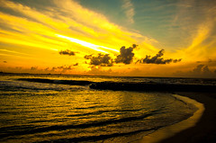 A Lovely Day (Eid Mubaarik) (Keeper3515 is very busy back in two day and sorry ) Tags: sky male beach colors golden nikon maldives deepavali d90 contemporaryartsociety innamoramento imageourtime agorathefineartgallery alishafiukeeper3515