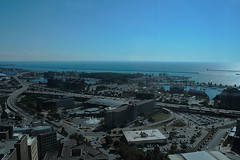 """Erie Canal Harbor from above • <a style=""""font-size:0.8em;"""" href=""""http://www.flickr.com/photos/59137086@N08/7840806036/"""" target=""""_blank"""">View on Flickr</a>"""