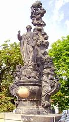 Saint Cajetan (thausj) Tags: prague prag praha tschechien czechrepublic charlesbridge karlsbrcke