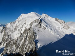 Mont Blanc, Chamonix - Top of Europe (GlobeTrotter 2000) Tags: world travel summer vacation mountain snow france alps ice expedition alpes french climb europe top peak glacier adventure climbing alpine summit chamonix mont blanc mb montblanc alpinism gouter alpinist maudit tacul
