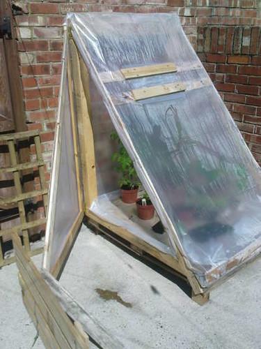 invernadero casero fabricacion