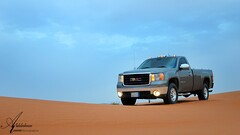 Gmc ( ) Tags: car truck photography 4x4 photos cam d70s saudi nikkor gmc                  iphoneography  dh2500