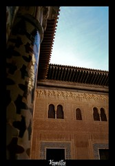 Magic Alhambra (Versailles ART) Tags: spain muslim islam alhambra granada renaissance arabesc