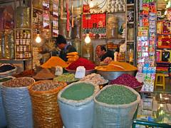 shop Bazar Esfahan (peter.velthoen) Tags: bazar iran esfahan kruiden winkel noten geur kleur mensen meidanemam isfahan