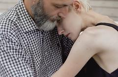 * (Lucy Zharikova) Tags: lucyzharikova lucyzharikovaphotographer film 135 135mm analog portrait couples tenderness