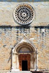 Amatrice - Chiesa di Sant'Agostino (@ntomarto) Tags: antomarto ntomarto italia italy amatrice terremoto earthquake agostino chiesa church