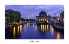 Bode Museum (Soler Paco) Tags: 6d nocturnas berlin