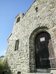 Church entry (stove007) Tags: laketekapo roadtrip tekapo canterbury newzealand