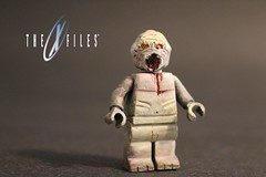 LEGO Custom X Files | Flukeman/Alien (The FUDGY) Tags: flukeman fluke man lego custom sculpty xfiles x files alien