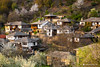 Scenic view of the historical village of Leshten (Simeon Donov) Tags: лещен селолещен туризъм родопи западниродопи bulgaria destination houses cultural travel view european landmark attraction architectural scenery forested rhodope old picturesque village traditional slope authentic bulgarian tourist historic sightseeing mountainous heritage tradition architecture regional mountain rural scenic country tourism dwellings style settlement topography europe blagoevgrad leshten landscape rustic