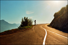 Somewhere on the road (Katarina 2353) Tags: