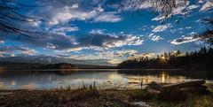 have a seat (michael.taferner) Tags: canon eos 6d 1635f4 usm sunrise water drau carinthia sun clouds