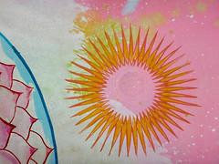 DSC096674 (scott_waterman) Tags: scottwaterman painting paper ink watercolor gouache lotus lotusflower detail pink