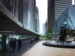 Exchange Square (The - Unicorn) Tags: hongkong metropolis exchangesquare