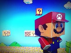 Paper Mario!! Mariobros Gamer PaperMario (verzatyngk) Tags: mariobros gamer papermario