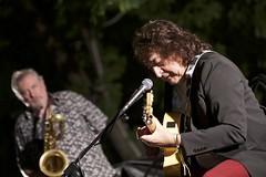 Ronnie Cuber & Toninho Horta (dic73) Tags: canon6d livemusic musiclive jazz jazzmusic bologna bolognamontagnola