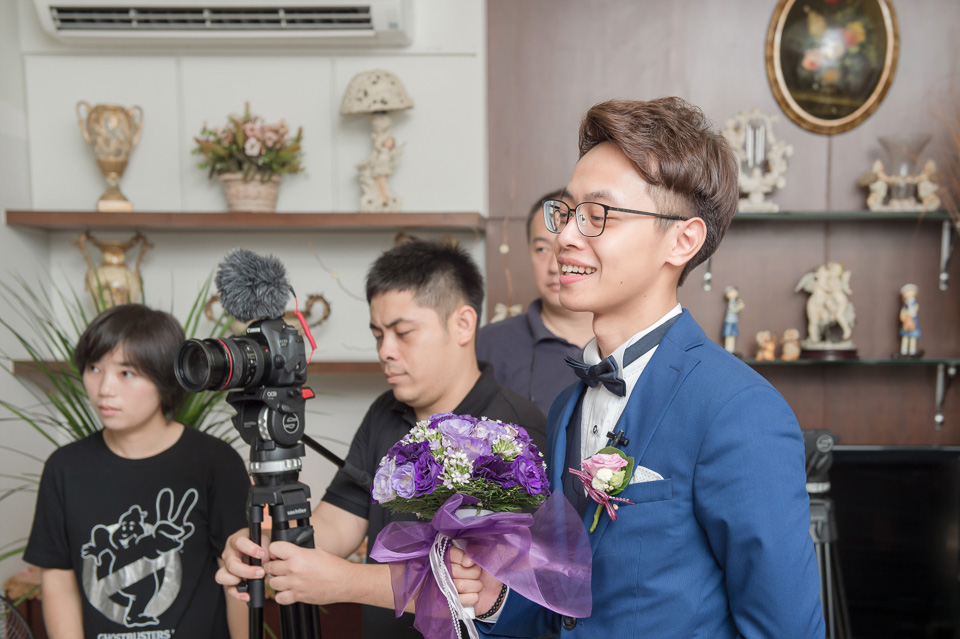 台南婚攝 桂田酒店 婚禮紀錄 G & S 020