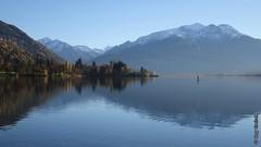 Der Zeller See in Prielau bei Thumersbach (sterreich) (2015-11-02 -01) (Cary Greisch) Tags: austria aut prielau salzburg thumersbach zellersee