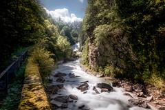 Gasteiner Ache (Bernd Thaller) Tags: badgastein salzburg österreich austria river creek gasteinerache schlucht klamm gorge water outdoor landscape waterfall
