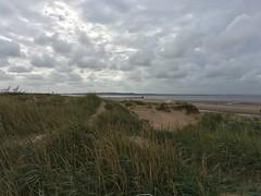Crosby beach (Kris Davies (megara_rp)) Tags: crosby merseyside beach dunes sand