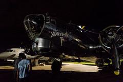 unknown B-17, Oshkosh (wwshack) Tags: airventure2016 b17 boeing eaa eaaairventure flyingfortress kosh osh oshkosh usa unitedstates whittmanregional wisconsin bomber