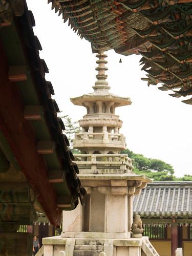 Bulguk-sa(temple)