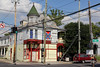 Crossed Wires (KYcactus) Tags: architecture urban decay pharmacy druggist schweitzer louisville bank street