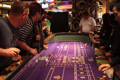 554T6656 (cliff1066) Tags: new craps bar river mississippi table la orleans louisiana neworleans casino chips gaming poker frenchquarter mississippiriver roulette gamble betting bet aces stud texasholdem slots crescentcity holdem blackjack harrah 7card