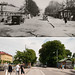 Gothenburg, Drottningtorget 1930 / 2012