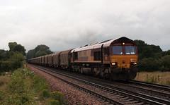 66092 6O32 Seal (Edward Clarkson's railway photography) Tags: seal moor kemsing margam 66092 dollands 6o32