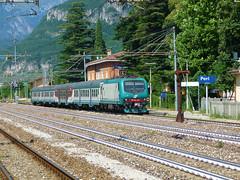 La navetta Bolzano - Verona P.N. (Eurostar92) Tags: railway verona alto stazione trentino germania bolzano peri stato trenitalia binari adige veneto dello ferrovie regionale sudtirol passeggeri rfi e464