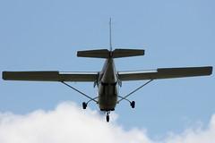 Cessna 172RG Cutlass (iamsam2407) Tags: plane airplane flying airport jet engine bob gear off landing piston take hoover 500 addison rg 414 skyhawk turbine multi prop cessna commander aero 680 172 177 retract