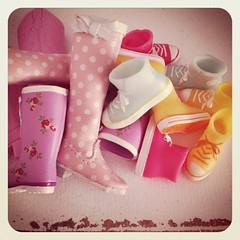 Blythe shoes...((: