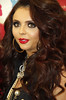 Jesy Nelson of Little Mix Party in the Park 2012 at Temple Newsam Park - Backstage Leeds, England