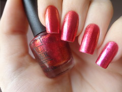 The Show Must Go On, O.P.I (Lady_Yaya) Tags: duo nail polish burlesque showmustgoon gringo varnish theshowmustgoon lacquer opi esmalte importado