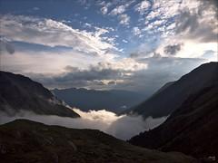 Alpine Cloudscape (fixedfocallength) Tags: alps clouds lumix panasonic pancake alpen m43 14mm gf1 mft schobergruppe microfourthirds panasoniclumix14mm125 hochschoberhutte